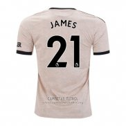 Camiseta Manchester United Jugador James Segunda 2019/2020