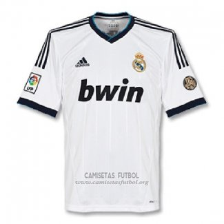 Camiseta Real Madrid Primera 2012-13