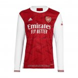 Camiseta Arsenal Primera Manga Larga 2020/2021