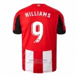 Camiseta Athletic Bilbao Jugador Williams Primera 2019/2020