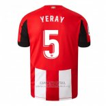 Camiseta Athletic Bilbao Jugador Yeray Primera 2019/2020