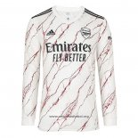 Camiseta Arsenal Segunda Manga Larga 2020/2021