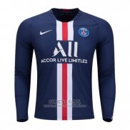Camiseta Paris Saint-Germain Primera Manga Larga 2019/2020