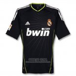 Camiseta Real Madrid Segunda 2010-11