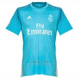 Camiseta Real Madrid Portero Primera 2016-17
