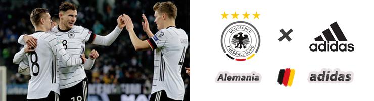 Comprar Camisetas de Futbol Alemania 2020