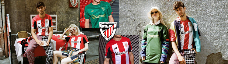 Comprar Camisetas de Futbol Athletic Bilbao 2020