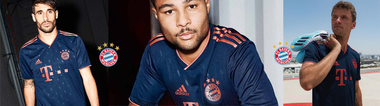 Comprar Camisetas de Futbol Bayern Munich 2020