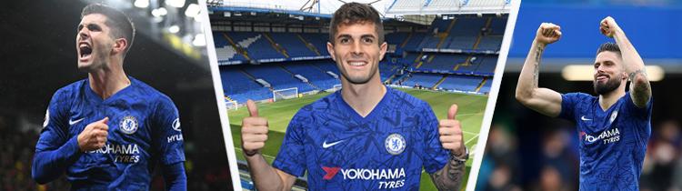 Comprar Camisetas de Futbol Chelsea 2020