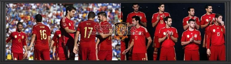 Comprar Camisetas de Futbol Espana 2014