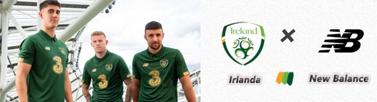 Comprar Camisetas de Futbol Irlanda 2020