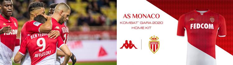 Comprar Camisetas de Futbol Monaco 2020