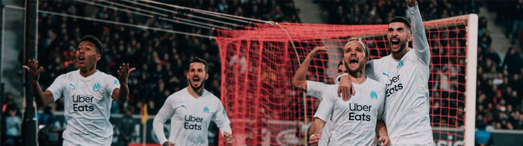 Comprar Camisetas de Futbol Olympique Marsella 2020