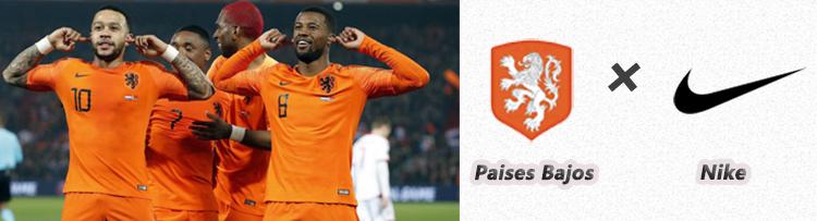 Comprar Camisetas de Futbol Paises Bajos 2020