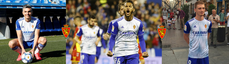 Comprar Camisetas de Futbol Real Zaragoza 2020