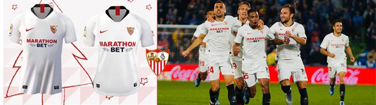 Comprar Camisetas de Futbol Sevilla 2020