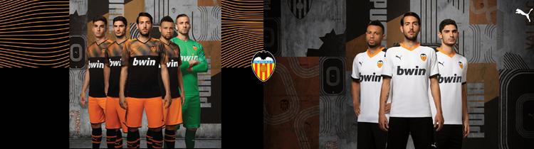 Comprar Camisetas de Futbol Valencia 2020