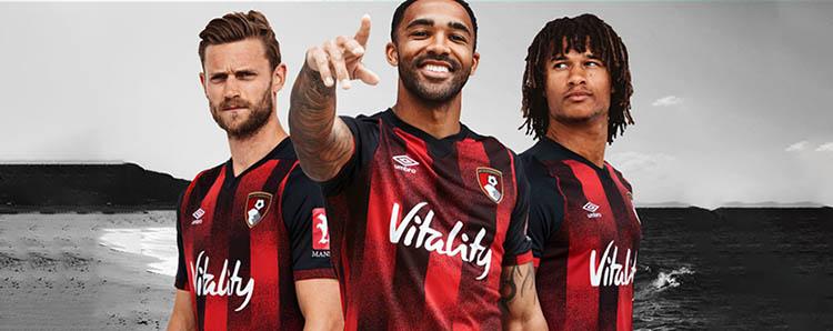 comprar camisetas de futbol Bournemouth